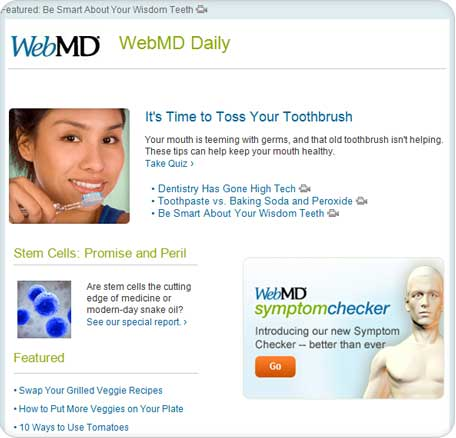 WebMD Daily